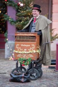 Dickens Orgelman